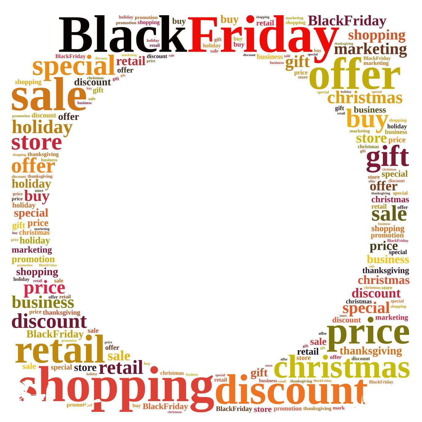Black Friday Angebote, Rabatt und Gutscheine 2019