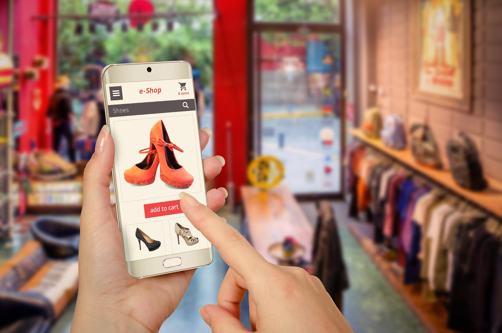 Machen Sie Ihre Online-Shopping zu einem unvergesslichen Erlebnis Erlebnis!