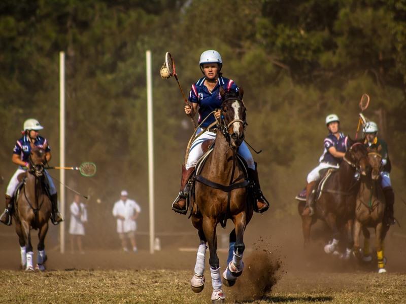 Polo Saison 2015 – Wenn Charles vom Pferd fällt
