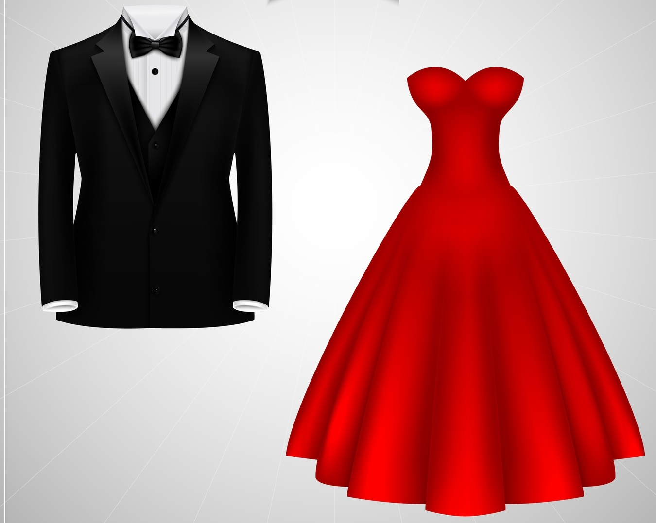 Stilvolle Kleidideen, zum an diesem Valentinstag zu tragen