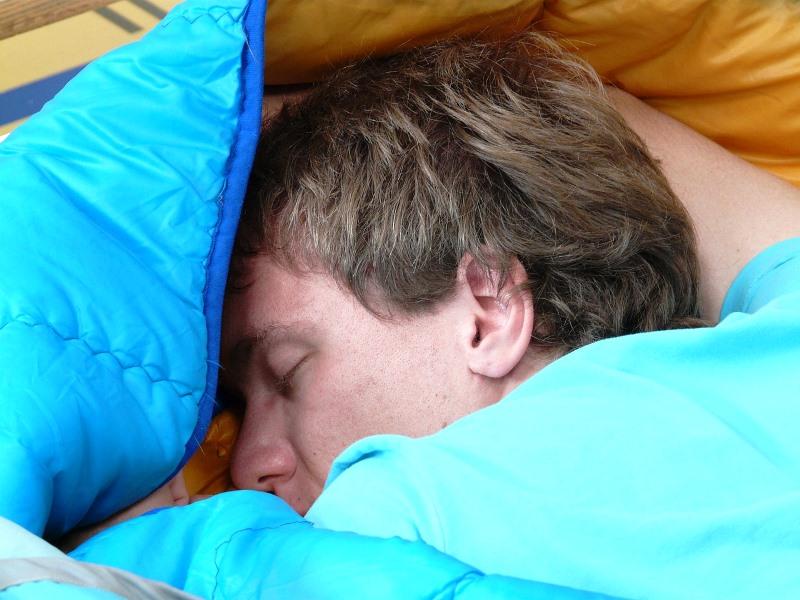 Mit einem Smartphone zum Perfekten Schlaf