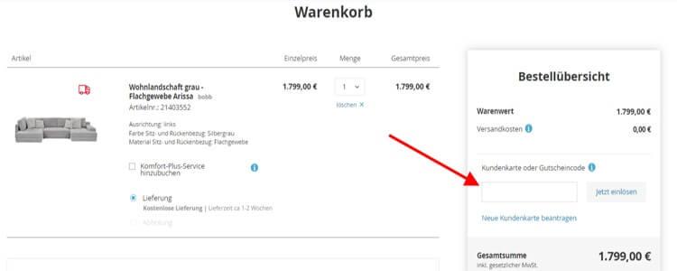 Höffner Gutschein 30 Euro Bis 50 Euro Gutscheincode Im Juni 19