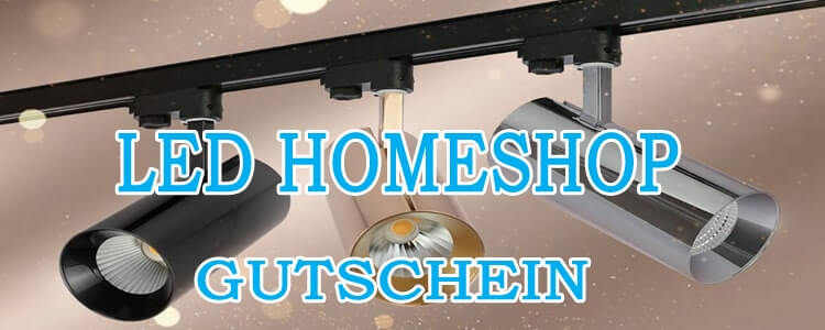 LED Homeshop gutschein