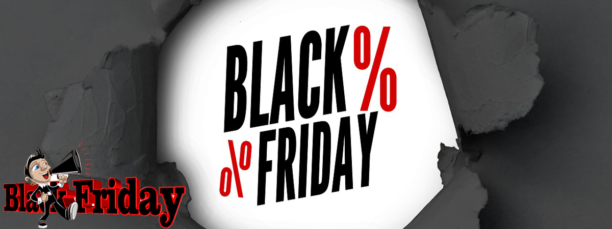 Black Friday Gutscheincode 2019