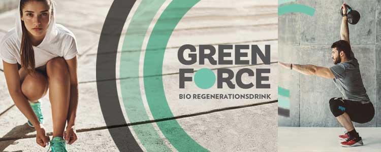 Greenforce Drink Gutschein 2021