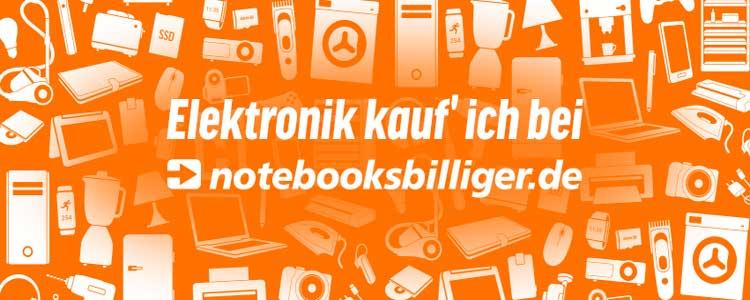 Notebooksbilliger Gutschein 50 Euro