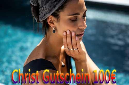 Christ Gutschein 100 euro