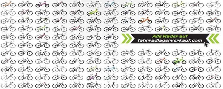Fahrradlagerverkauf Gutschein