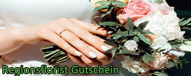 Regionsflorist Gutschein