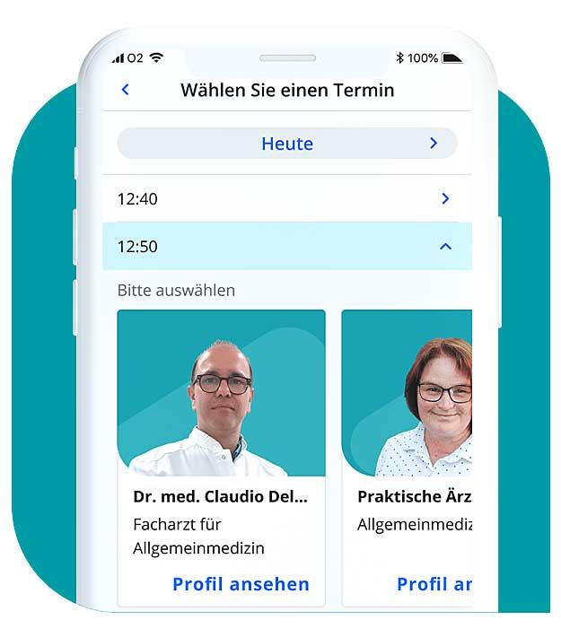 Zavamed App Gutschein