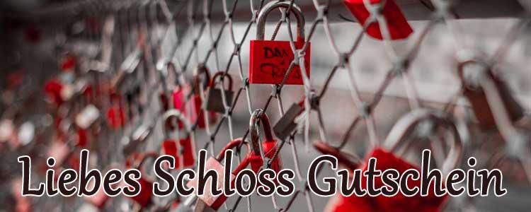 Liebes Schloss Gutschein