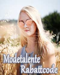 Modetalente Rabattcode