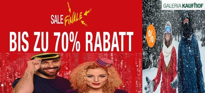 Bis 70% Rabatt auf Verkauf